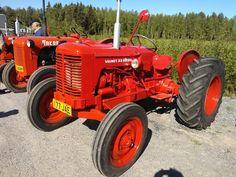 Farm Tractors made in Finland: Valmet & Takra