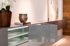 Projeto de Arquitetura de Interiores desenvolvido para apartamento localizado no Itaim Bibi, em São Paulo - SP, pela Asenne Arquitetura.