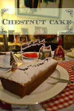 Αυτό το κέικ κάστανου συνδυάζει τη γεύση του κάστανου με τη σοκολάτα κουβερτούρα. Η γκανάς θα κάνει τη διαφορά και θα ενθουσιάσει όσους το δοκιμάσουν! Easy Meals, Easy Recipes, Cheesecake, Desserts, Food, Easy Keto Recipes, Tailgate Desserts, Deserts, Easy Food Recipes