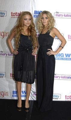 Mary Kate en Ashley Olsen in 2006