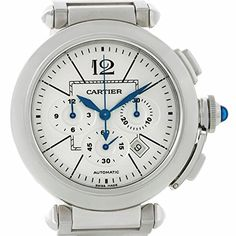 Men's Certified Pre-Owned Watches - Cartier Pasha automaticselfwind mens Watch W31085M7 Certified Preowned -- Find out more about the great product at the image link. (This is an Amazon affiliate link)