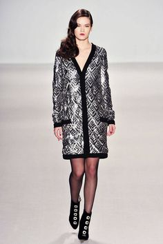 Pamella Roland Fall 2014 Ready-to-Wear Runway - Pamella Roland Ready-to-Wear Collection