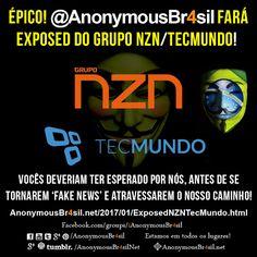 fará exposed do Grupo NZN/TecMundo -