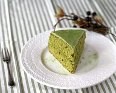 Notions & Notations of a Novice Cook • I know this is really odd, but would you happen to know any recipes for a cake with a green filling? Like kind of a light, limish green inside?