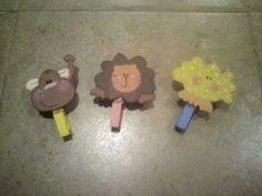 Souvenirs para baby shower :3