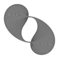 Design Crafts, Design Art, Spirograph, Generative Art, Illusion Art, Korean Art, Black And White Design, Science Art, Graphic Design Typography