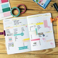 Aproveite o domingo pra planejar a próxima semana! E para quem gosta de decorar o planner, dá uma olhadinha no insta da @scrapbi ! Tá cheio de inspirações lindas como essa!   .  .  .  #planner #planneracraft #planner2017 #plannergirl #plannerdecoration #plannerbrasil #acraft