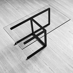 Cool chair table haha #HughesNetAlexander