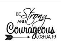 Joshua 1:9                                                                                                                                                                                 More