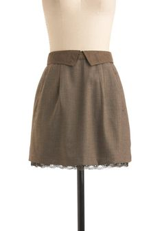 Project Leader Skirt