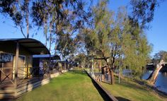 TOURIST AND CARAVAN PARKS FINALIST From NSW - BIG4 Deniliquin Holiday Park ‪#‎NewSouthWales‬ ‪#‎Australia‬ ‪#‎QATA2014‬