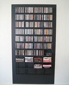 Cd-Säilytys Cd Storage, Bookcase, Entryway, Offices, Home Decor, Entrance, Decoration Home, Room Decor, Door Entry