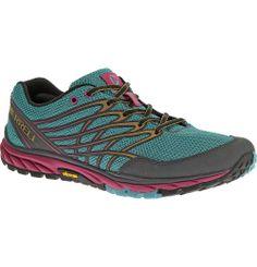 Barefoot Run Bare Access Trail - Women's - Barefoot Shoes - J01624 | Merrell