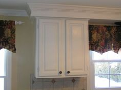 closed soffits kitchen molding - Google Search
