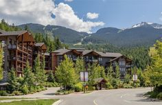 Looking for your #Whistler Resort get-away ... explore the opportunity to own this mountain view quarter-share owned condo for personal use or rental income.  Stroll or bike along Valley Trail to nearby shops & restaurants or bike/ski access to @WhistlerBlckcmb Creekside #LifestyleLocatorBC