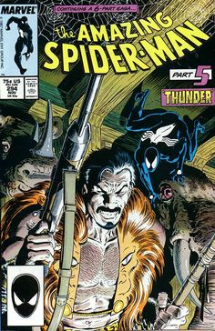 The Amazing Spider-Man (Vol. 1) 294 (1987/11)