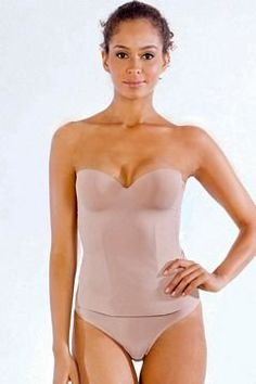 Affinitas Allison Nude Bustier Allison247AI - http://sexywomensclothing.ellprint.com/affinitas-allison-nude-bustier-allison247ai/
