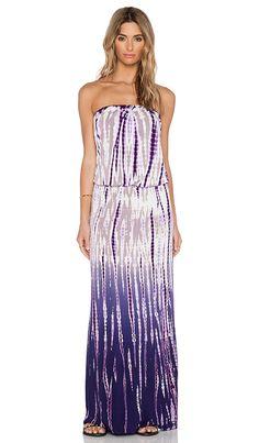 Young, Fabulous & Broke Sydney Maxi Dress in Purple Rain Ombre   REVOLVE