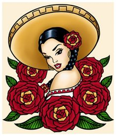 Mexican Restaurant in Cape Town Serving up Healthy Dishes Looking for an Authentic Mexican Restaurant in Cape Town, South Africa? Mexican Folk Art, Mexican Style, Arte Lowrider, Mexico Tattoo, Jorge Gonzalez, Mexican Art Tattoos, Mexican Heritage, Mexican American, Chicano Art