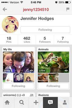 Follow @Jenn L Hodges