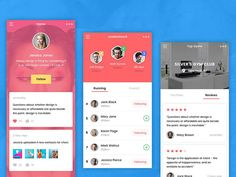 Sportify-Fitness-App-Ui-Kit mobile app design: the basics of Mobile App Design, Mobile App Ui, App Ui Design, Interface Design, User Interface, Web Design, Training Apps, Ui Color, Visual Hierarchy