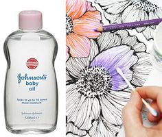 How to take your coloring to the next level - tips and tricks for working with colored pencils