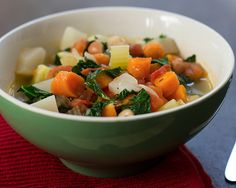 Delicious soup that will keep you feeling full for hours!