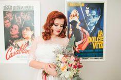 Vestido de noiva vintage Atelier Mime Vai Casar