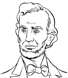 President s Day coloring pages All the US presidents