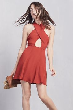 The Tellina Dress  https://thereformation.com/products/tellina-dress-3