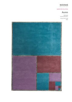 aureo #rug http://www.nodusrug.it/en/rugs_collections_intro.php