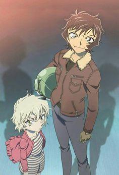 Sera Masumi & mystery girl...
