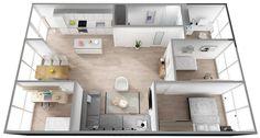 4 bedroom flex condo