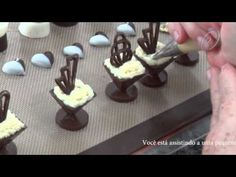 ▶ Curso de Doces Finos Mesa de Fechamento III Vanir Petter - YouTube