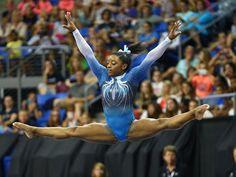 Simone Biles' coach explains the moment she realized Biles was a gymnastics prodigy at age 6