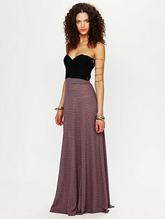 love maxi skirts!!