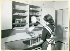 Finnish the Dishes: Simple NordicDesign Beats Dishwashers &Drying Racks - 99% Invisible......{Would be perfect for me-LD}