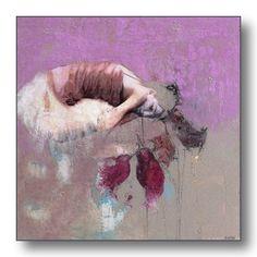 Véronique Paquereau artiste plasticienne sur pinterest http://www.pinterest.com/veroniquepaquer/mes-toiles/