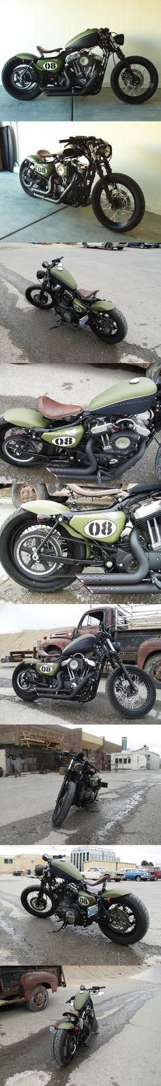 Nightster to bobber/board tracker cafe racer Low Storage Rates and Great Move-In Specials! Look no further Everest Self Storage is the place when you're out of space! Call today or stop by for a tour of our facility! Indoor Parking Available! Ideal for Classic Cars, Motorcycles, ATV's & Jet Skies 626-288-8182