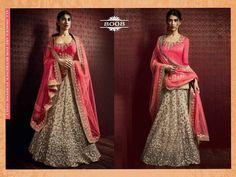 Online Bridal Lehenga  from Mirraw.com