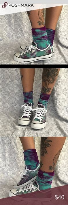 Converse See-through converse. So fun! Pair with some crazy socks. Boys 4 women's 6 Converse Shoes Sneakers