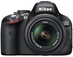 Promotie DSLR NIKON D5100 Cu Obiectiv 18-55VR