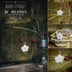 Annesütü kolye Christmas Ornaments, Holiday Decor, Instagram, Home Decor, Decoration Home, Room Decor, Christmas Jewelry, Christmas Decorations, Home Interior Design