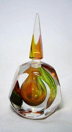 Beautiful design. scent bottle vs paper weight
