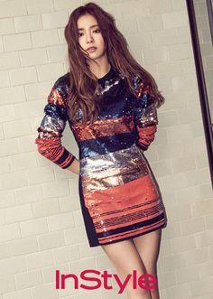 Shin Se Kyung InStyle Korea May 2016 Look 4