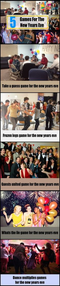1000+ images about New Years games on Pinterest ...