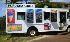 Pupukea Grill in Haleiwa, Oahu Hawaii...a family favorite! :)