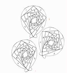 iris folding - Page 8                                                                                                                                                                                 Plus