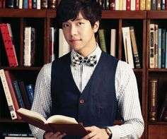 Lee Seung Gi for Heritory