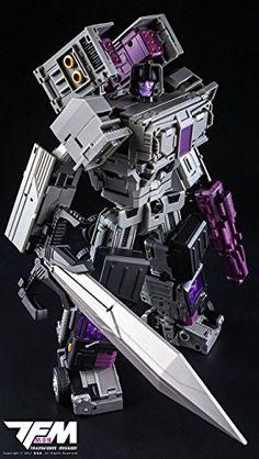TransFormMission's Powertrain (Not-Motormaster) Full color pics - Transformers News - Transformers Masterpiece, Transformers Action Figures, Transformers Prime, Arte Robot, Robot Art, Robots, Dragon Ball Z, Mysterio Marvel, Transformers Decepticons